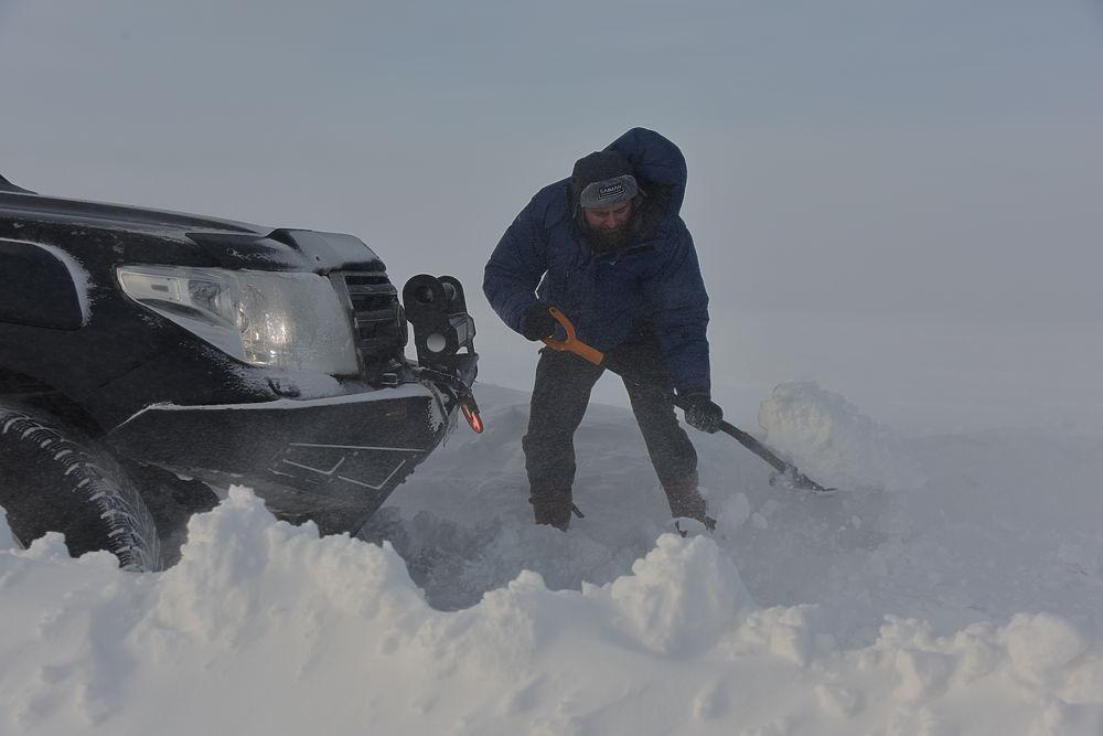 Автоэкспедиция блогера продолжает путь из Ямала в Диксон: эксклюзивный фоторепортаж