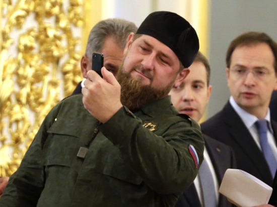 """Кадыров осудил """"сделку века"""" Трампа"""