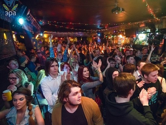 Клуб эра краснодар ночной ночной клуб небо донецк