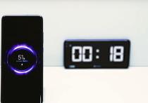 Xiaomi создала уникальную холодную быструю зарядку