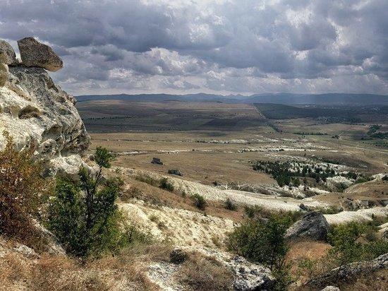 Водохранилища Крыма обмелели