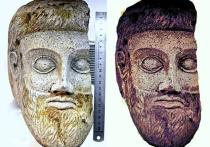 Ученые установили предназначение терракотовой головы, найденной в Крыму