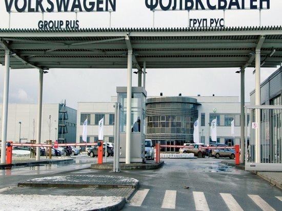 Volkswagen в Калуге сократит ежедневный объем выпуска Skoda Rapid