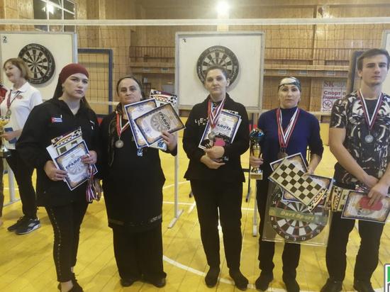 Дагестанские дартсмены – лучшие в СКФО