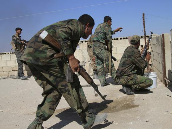 Сирийская армия сбила второй турецкий беспилотник в Идлибе