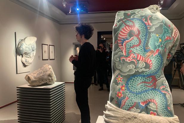 В Пушкинском музее открылась выставка тату