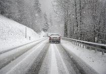 Автоинспекторы и спасатели Хакасии обеспокоены снежной ситуацией в регионе