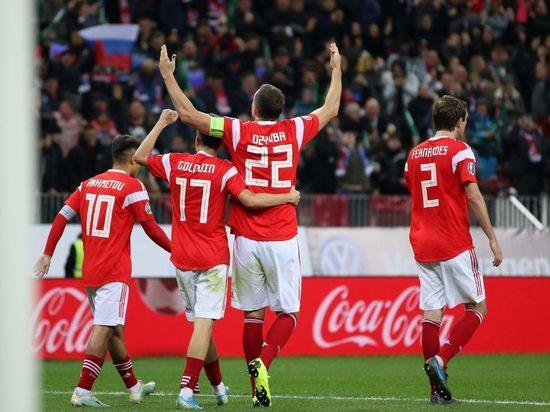 Россия попала в сложную группу в обновленном турнире УЕФА.