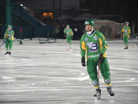 Архангельский «Водник» проиграл в Иркутске местной «Байкал-Энергии»