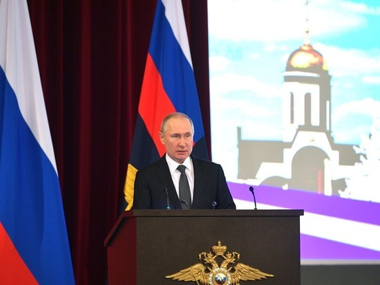Поправки Путина в Конституцию раскрыли его «тайный план»