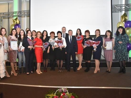 В Новосибирске поздравили женщин-академин