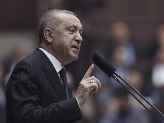 Перед визитом Кремль дал Эрдогану военное предупреждение