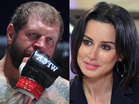 Емельяненко назвал Канделаки дурой, Кадыров заставил бойца извиниться