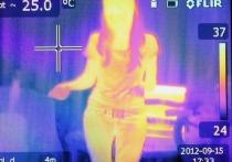 В РФ появится первый полностью отечественный тепловизор