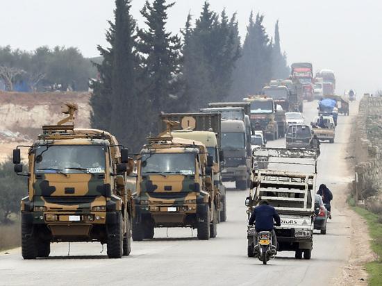 Накануне переговоров Путина с Эрдоганом боевики пошли ва-банк в Сирии