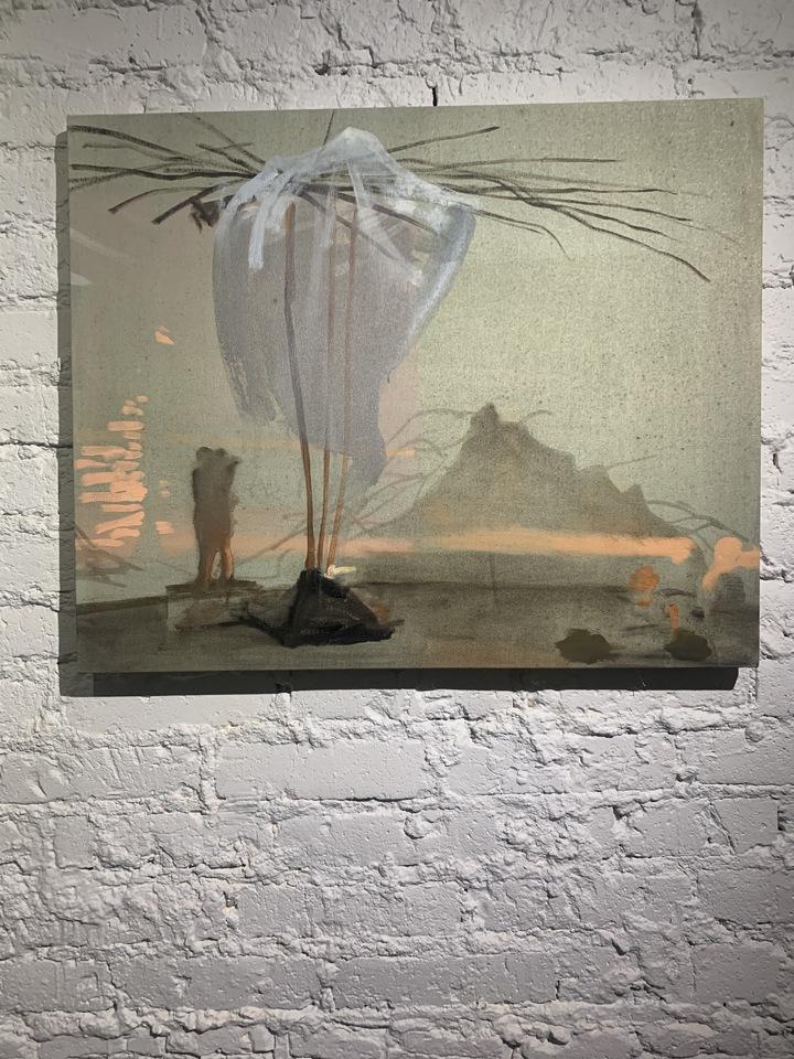 """На выставке """"Искусственный свет"""" показали фантастические пейзажи"""