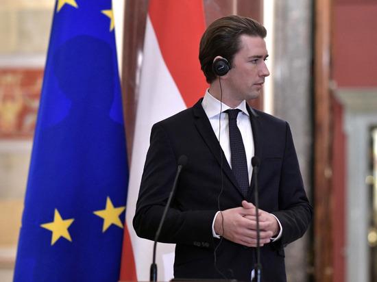 Курц обвинил Эрдогана в «атаке на Европу»
