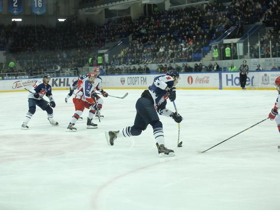 ХК «Торпедо» опять проиграл в Москве ЦСКА