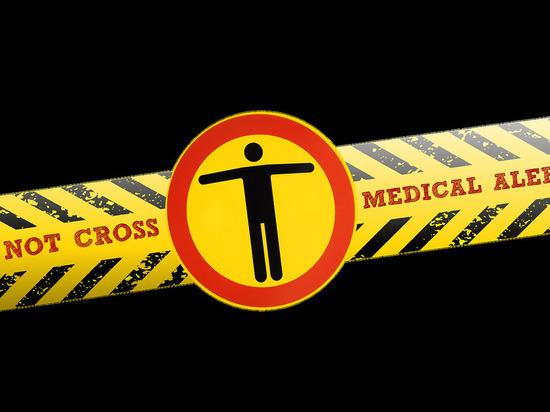 Заболевший коронавирусом оказался студентом медуниверситета в Петербурге