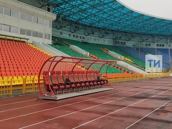 Слуцкий хочет изменить расположение скамейки «Рубина» в Казани