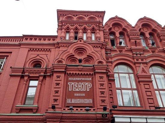 Зданию Театра Маяковского вернут исторические башенки