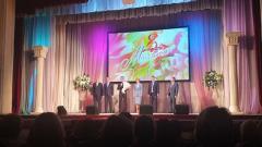 Самые видные мужчины Серпухова поздравили женщин с наступающим 8 марта