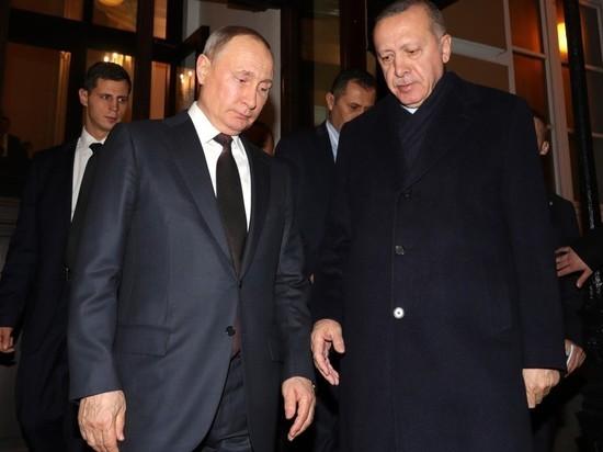 Эрдоган выбил у Путина отсрочку
