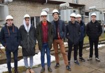 Сотрудники Костромаэнерго познакомили студентов Костромского энергетического техникума с работой энергообъектов предприятия