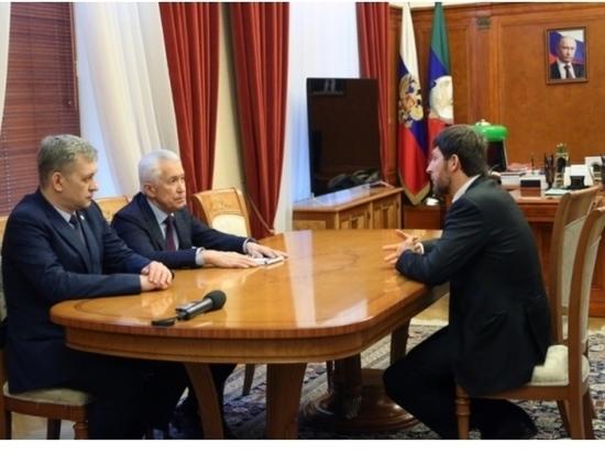 Глава Дагестана обсудил с Советником Президента РФ актуальные темы