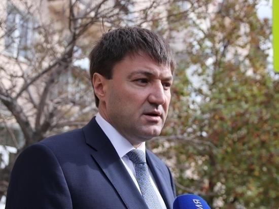Омский министр покинул свой пост