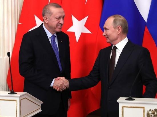 """""""Россия не пожертвовала дружбой с Турцией ради Асада"""""""