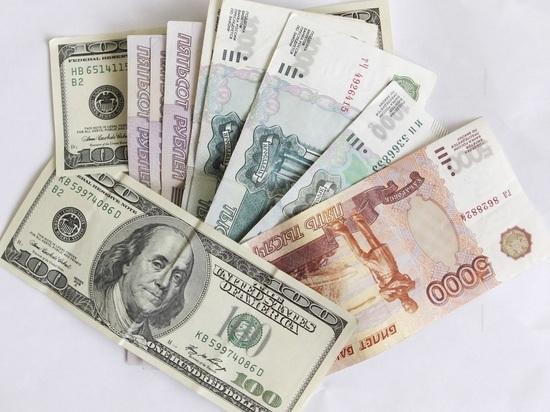 Курсы евро и доллара взлетели
