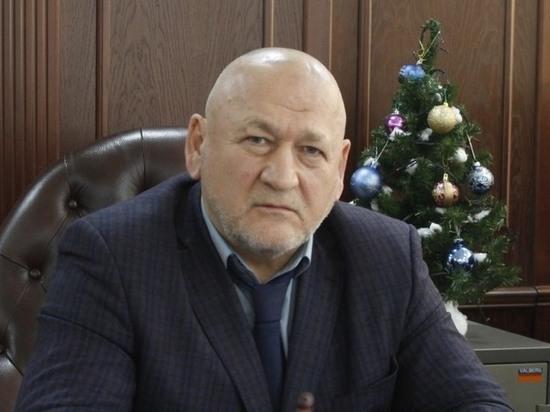 Глава Унцукульского района ушел в отставку