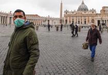 Коронавирус добрался до Ватикана: зафиксирован первый случай