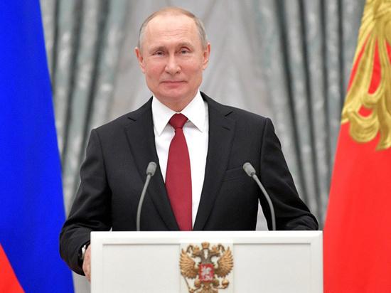 В Иваново Путина попросили о замужестве и расцеловали