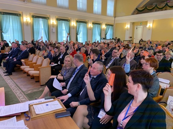 В Смоленске выбрали президента Торгово-промышленной палаты