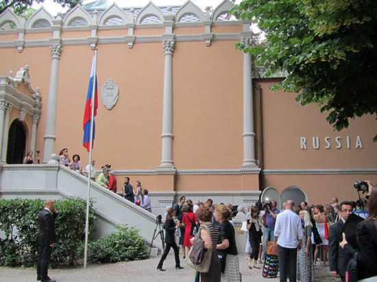 Реконструкция Российского павильона в Венеции начнется по плану, несмотря на перенос форума из-за коронавируса