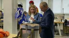 В Иваново для Путина приготовили парашют: видео