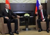 Путин рассказал Асаду о переговорах с Эрдоганом