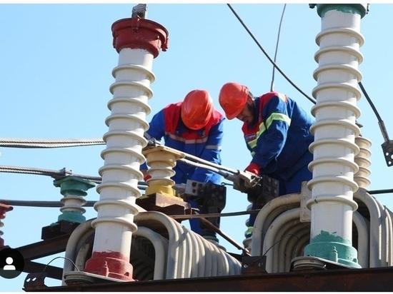 В Дагестане более 22 тысячам жителей восстановили энергоснабжение