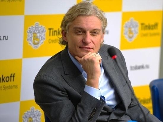 Forbes: за день состояние Тинькова уменьшилось на $400 млн