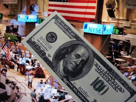 Неделя на мировом рынке закрылась падением доллара к основным валютам