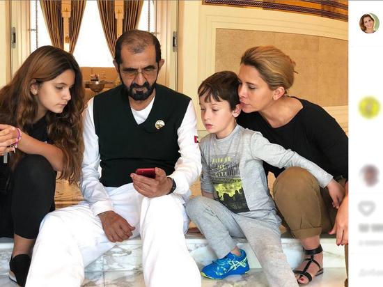Сбежавшая жена правителя Дубая раскрыла причину побега