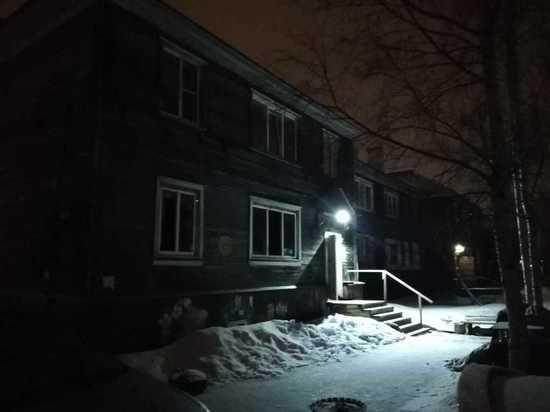 В Исакогорке неизвестные пытались сжечь квартиру