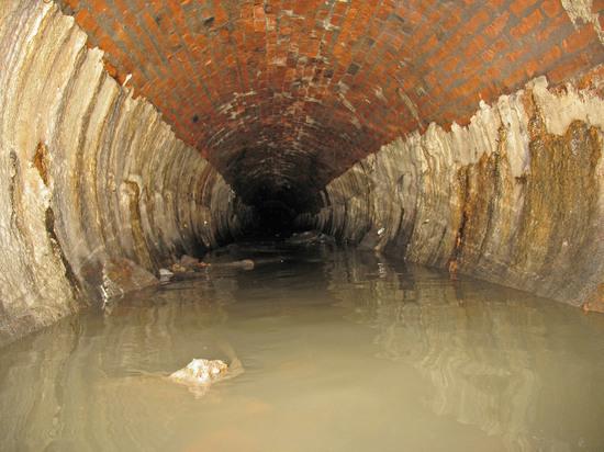 В Мытищах в канализации нашли тело младенца