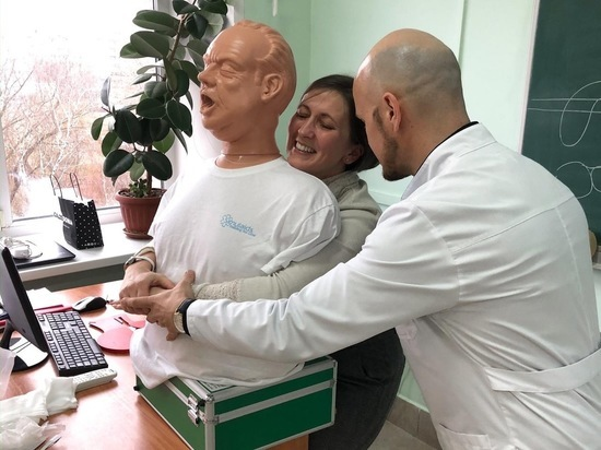 В РязГМУ организовали курсы для учителей по оказанию первой помощи