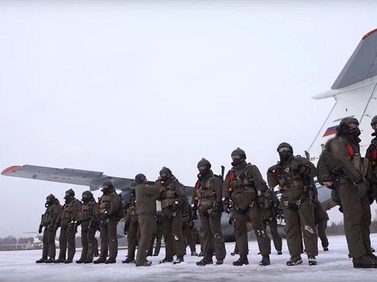 Эксперты увидели «трофейные» элементы в экипировке  российского спецназа