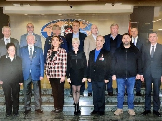Общественный совет при Минобороны побывал в святая святых военной разведки