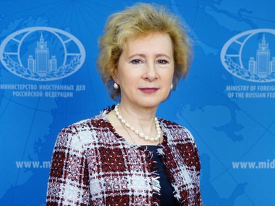Чрезвычайный и Полномочный посол РФ в Индонезии  в честь праздника раскрыла  главный секрет  женской дипломатии