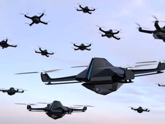 Эксперт объяснил тактику боевого роя дронов, примененную турками